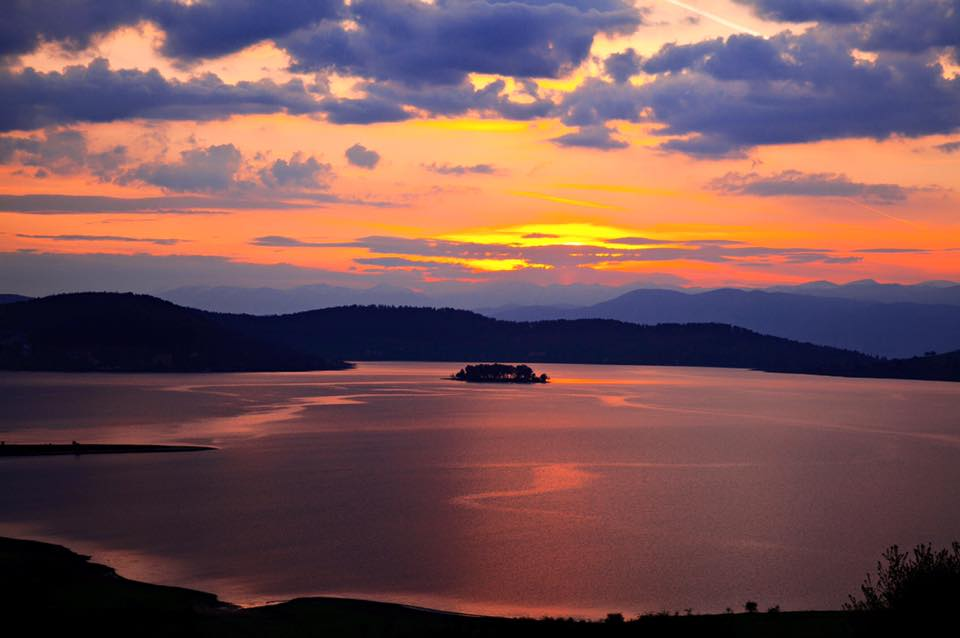 Norris-Lake-evening