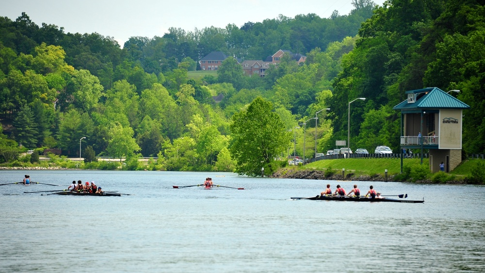 Oak Ridge - Melton Hill Lake 1